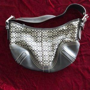 Authentic beautiful Coach purse